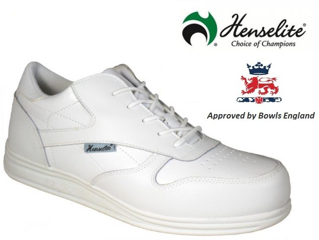 Henselite Victory Sport Lawn Bowls Trainers 6 7 & 8