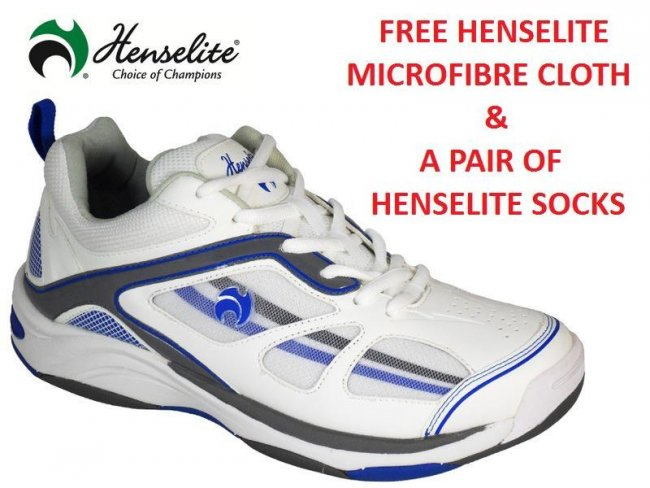 MPS40 Lawn Bowls Shoe & FREE Cloth Plus Socks
