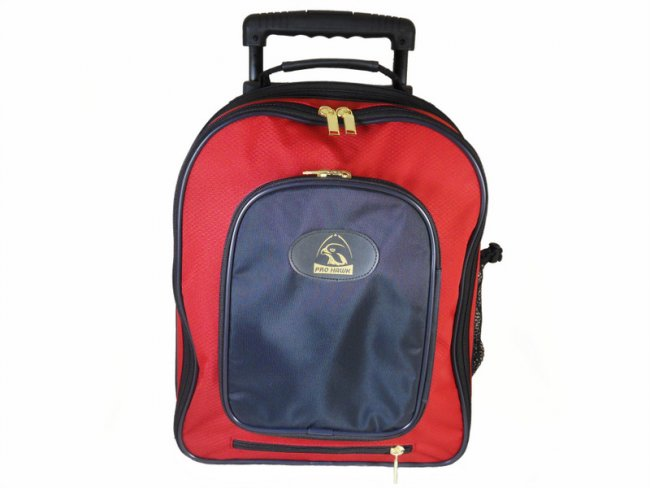 Prohawk Stay Dry Trolley Bag Black/Red