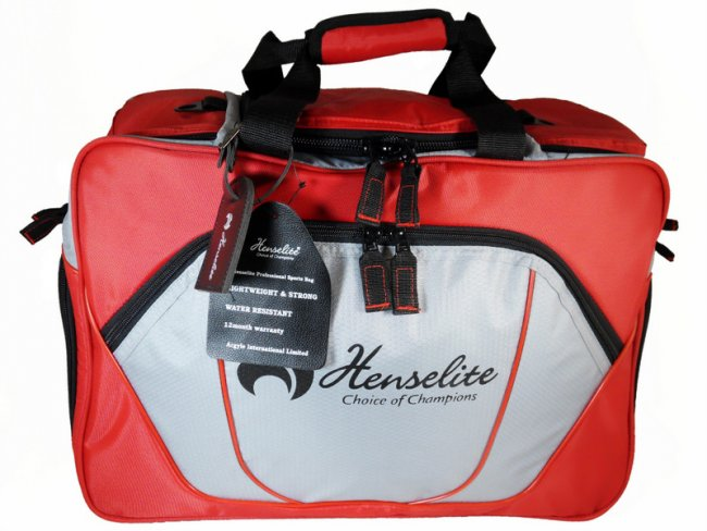 Professional Sport Bag Red/Grey