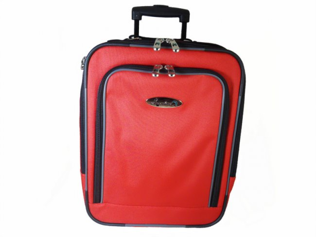 Queensland Red Trolley Bag