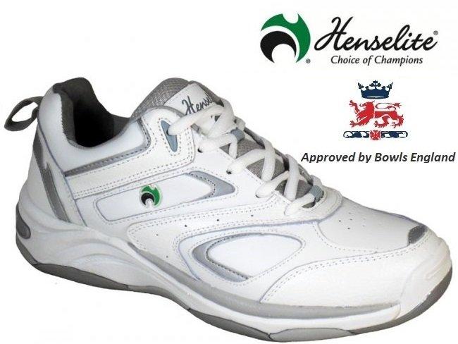 Henselite LPS44 ladies Lawn Bowls Shoe.