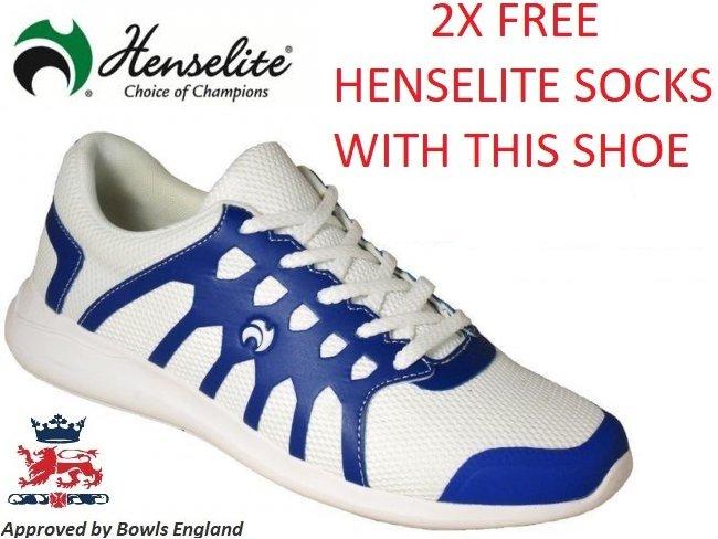 Henselite HM70 Sports Lawn Bowls Shoe 6 7 8 12 13