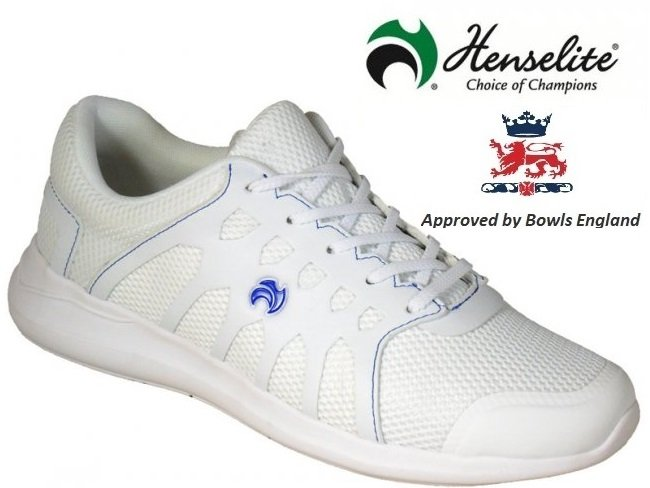 Henselite HL70 Sports Ladies Lawn Bowling Shoes