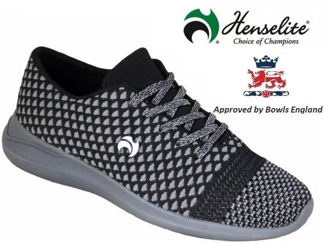 HL72 Henselite Lightweight Lawn Bowls Trainers 3 & 8