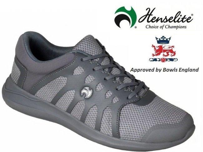 Henselite Ladies HL70 Lawn Bowls Trainers.