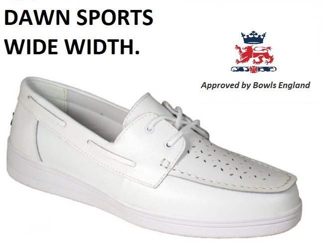 Dawn Sports DL20 Lawn Bowling Moccasin