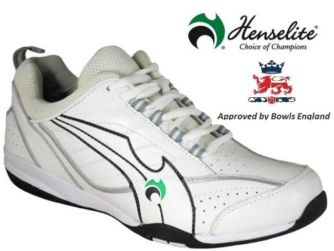 Henselite Blade34 Lawn Bowling Trainers.