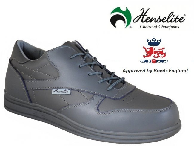 NEW Henselite Victory Sports Lawn Bowling Shoes