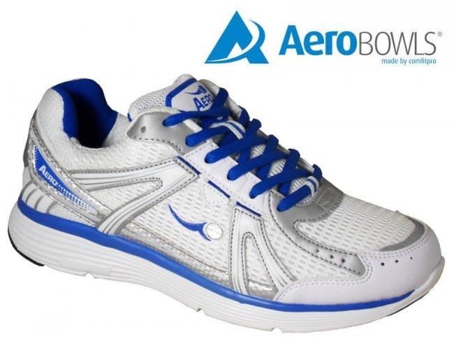 Aero Bowls Ladies Sprint Lawn Bowls Trainers.
