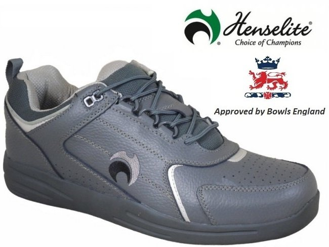 Henselite Pro Sports Lace Bowls Shoes  LAST FEW