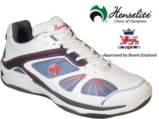 Henselite Tiger Sports42 Lawn Bowling Shoes 6 11 12 13
