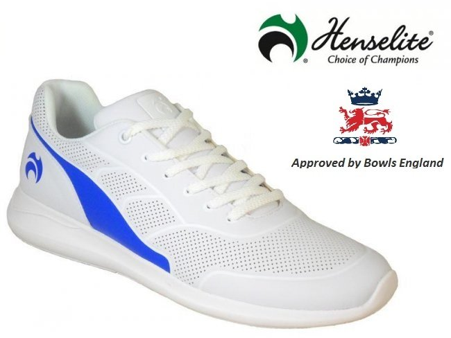 Henselite HM74 Lawn Bowls Shoes. Very Light