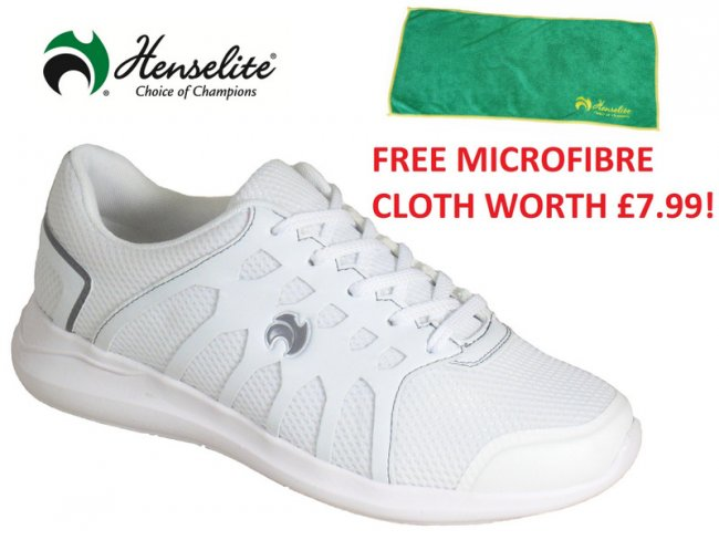 HL70 Lawn Bowls Trainer & FREE Microfibre Cloth