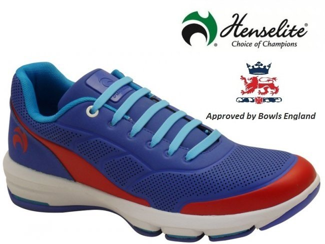 Henselite HM75 Lawn Bowls Trainer and Fee Sock Offer.