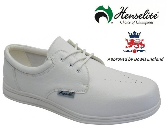Henselite Victory Lawn Bowling Shoe 6 & 10 Only