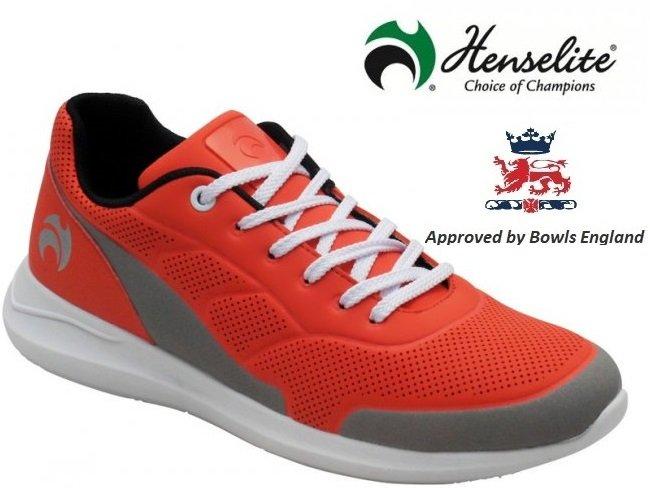 Henselite HL74 Ladies Lawn Bowls Trainers.