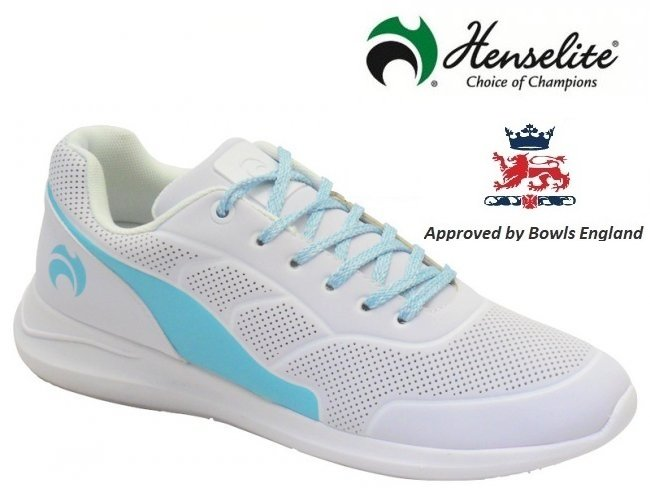 Henselite HL74 Ladies Lawn Bowling Trainers.