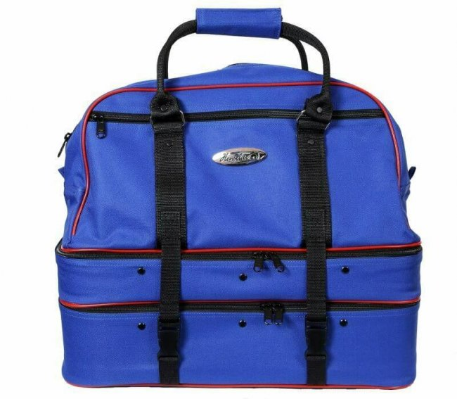 Henselite Triple Decker Lawn Bowls Bag