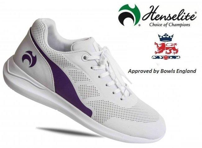Henselite HL74 Ladies Lawn Bowls Shoes