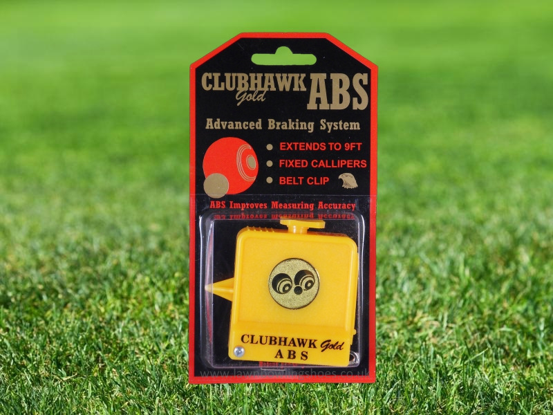 Clubhawk Gold ABS Measure Yellow