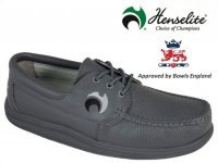 Mens Henselite Team WIDE FIT Lawn Bowls Shoes