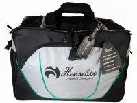 Henselite Professional Sport Bag Black/Grey