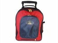 Prohawk Stay Dry  Lawn Bowling Trolley Bag Red