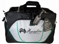 Henselite Professional Sport Bag Black/Grey