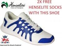 Henselite HM70 Sports Lawn Bowls Shoe 6 7 12 13