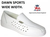 Dawn Sports DL22 Slip On Lawn Bolws Shoes