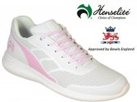 Henselite HL74 Lawn Bowling Shoes. Narrow Fit