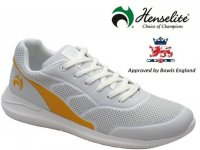 Henselite HM74 Lawn Bowling Shoe.  SIZES 12 Only