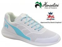 Henselite HL74 Ladies Lawn Bowling Trainers.